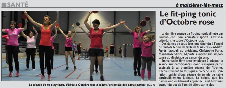 Fftt sportif - Ligue de bourgogne de tennis de table ...